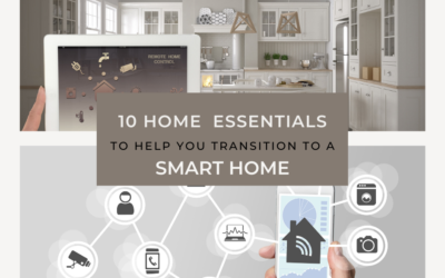 10 Home Essentials To Help You Transition To A Smart Home