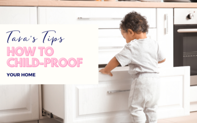 10 Tips on How to Child-Proof Your Home