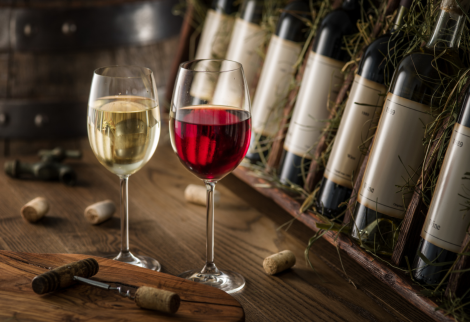 The World's Nine Top Wine Destinations